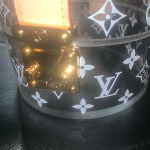 Louis Vuitton Box Scott Monogram Clear/Beige